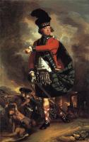 John Singleton Copley : Major Hugh Montgomerie